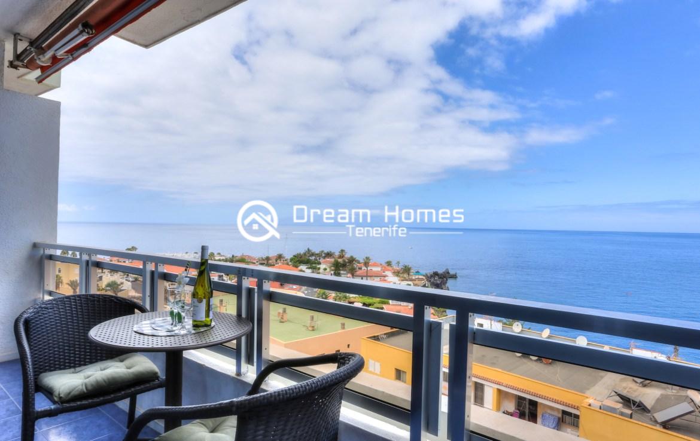Arenas Negras One Bedroom Apartment, Puerto de Santiago Terrace Real Estate Dream Homes Tenerife