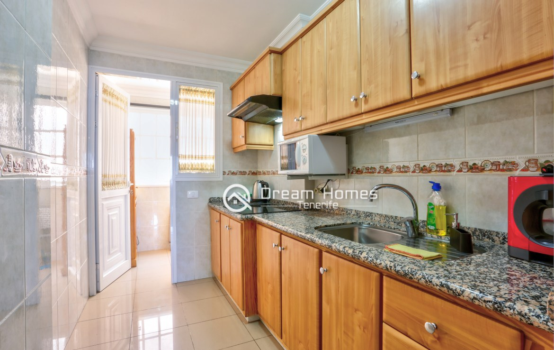 Avenida Two Bedroom Apartment, Puerto de Santiago Kitchen Real Estate Dream Homes Tenerife