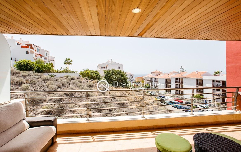 Balcon Gigantes II Two Bedroom Apartment, Puerto de Santiago Terrace Real Estate Dream Homes Tenerife