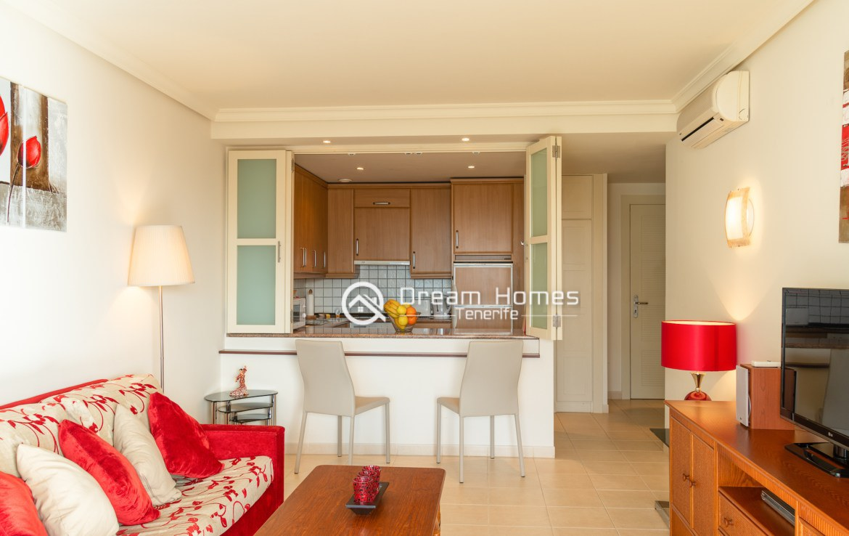Balcon Gigantes III Two Bedroom Apartment, Puerto de Santiago Living Room Real Estate Dream Homes Tenerife