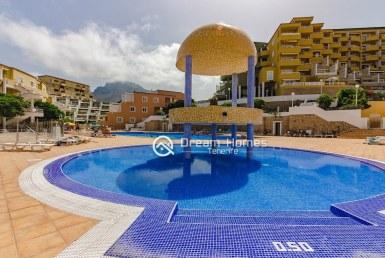 Orlando I One Bedroom Apartment, Costa Adeje Swimming Pool Real Estate Dream Homes Tenerife