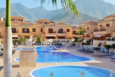 Villas Del Duque Three Bedroom Villa, Costa Adeje Pool Real Estate Dream Homes Tenerife
