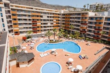 Balcon Gigantes IV Two Bedroom Apartment, Puerto de Santiago Pool Real Estate Dream Homes Tenerife