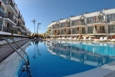 Arena Suites One Bedroom Apartment, Puerto de Santiago Pool Real Estate Dream Homes Tenerife