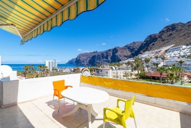 For Sale One Bedroom Ocean View Apartment in Los Gigantes Terrace Real Estate Dream Homes Tenerife