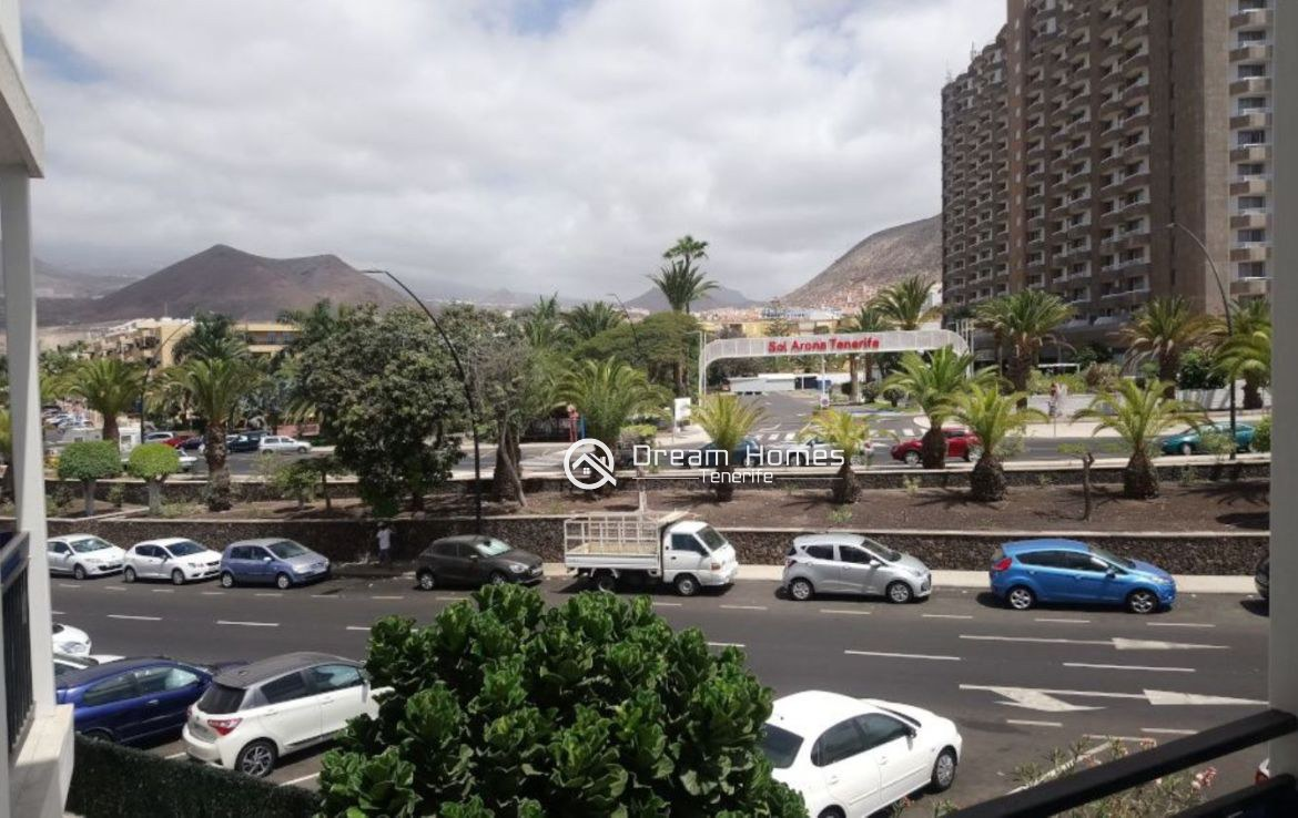 Great Location Apartment in Los Cristianos Views Real Estate Dream Homes Tenerife