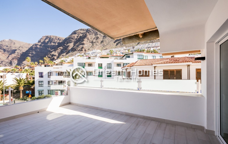 Modern 3 Bedroom Apartment in Los Gigantes Terrace Real Estate Dream Homes Tenerife