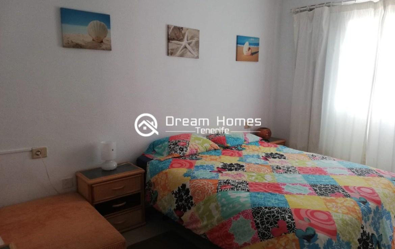 2 Bedroom Apartment in Los Cristianos Bedroom Real Estate Dream Homes Tenerife
