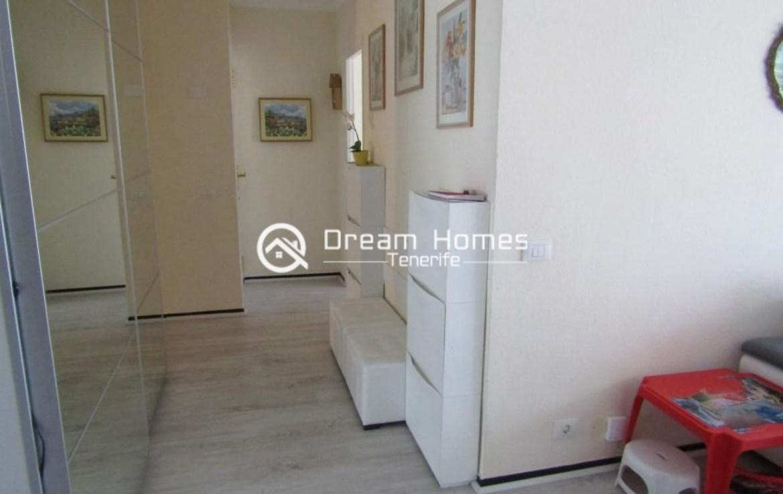 2 Bedroom Beautiful View Apartment in Los Gigantes Living Room Real Estate Dream Homes Tenerife