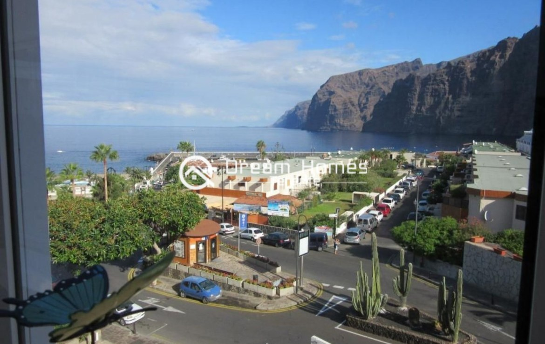 2 Bedroom Beautiful View Apartment in Los Gigantes Views Real Estate Dream Homes Tenerife