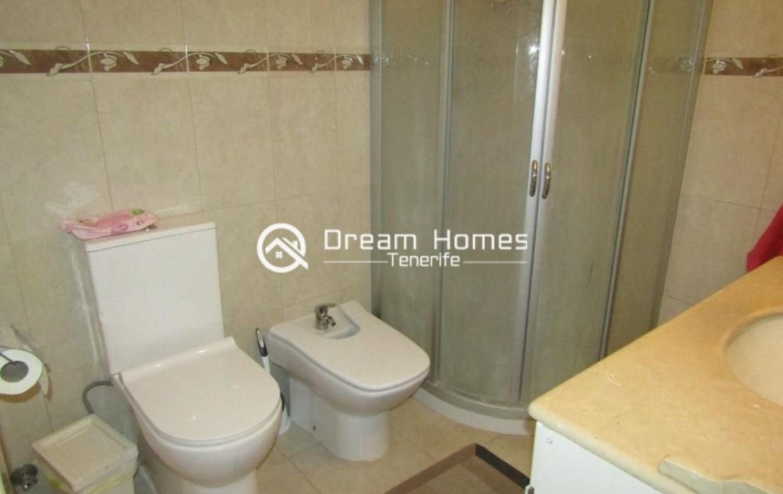 2 Bedroom Beautiful View Apartment in Los Gigantes Bathroom Real Estate Dream Homes Tenerife