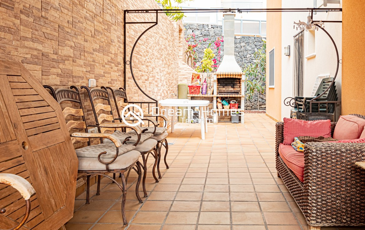 Spacious Villa with Private Pool Terrace Real Estate Dream Homes Tenerife