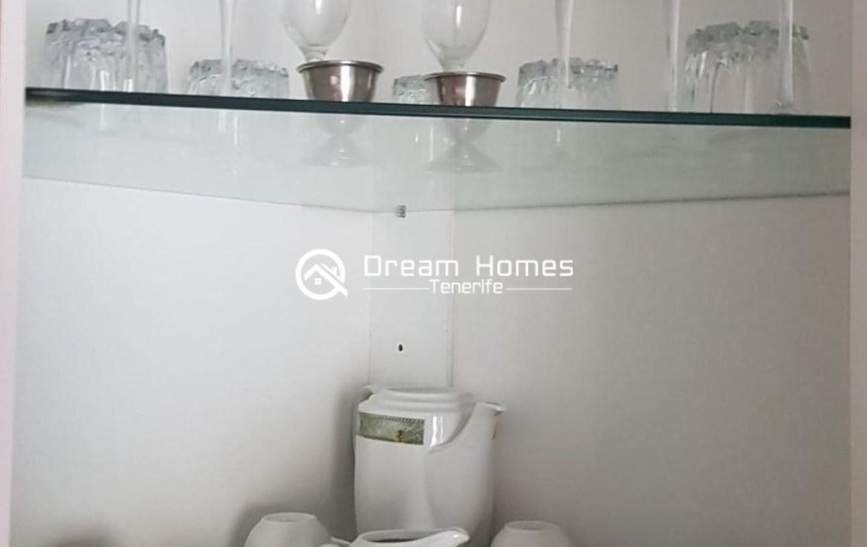 Beautiful Apartment for rent in Puerto de Santiago Kitchen Real Estate Dream Homes Tenerife