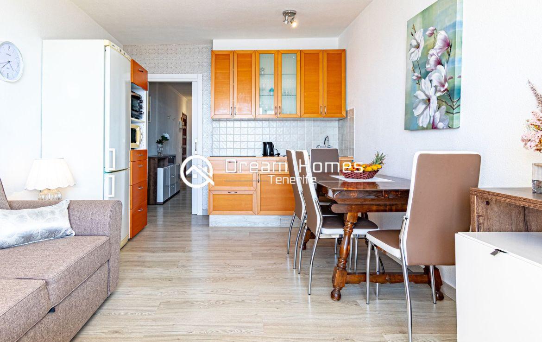 Dream View Apartment Dining Area Real Estate Dream Homes Tenerife