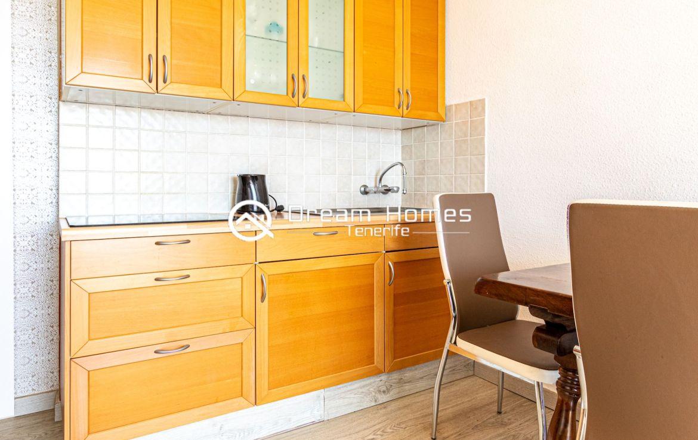 Dream View Apartment Kitchen Real Estate Dream Homes Tenerife