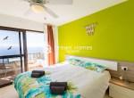 For Holiday Rent Two Bedroom Penthouse Duplex Apartment Swimming Pool Terrace Ocean View Puerto de Santiago Los Gigantes20