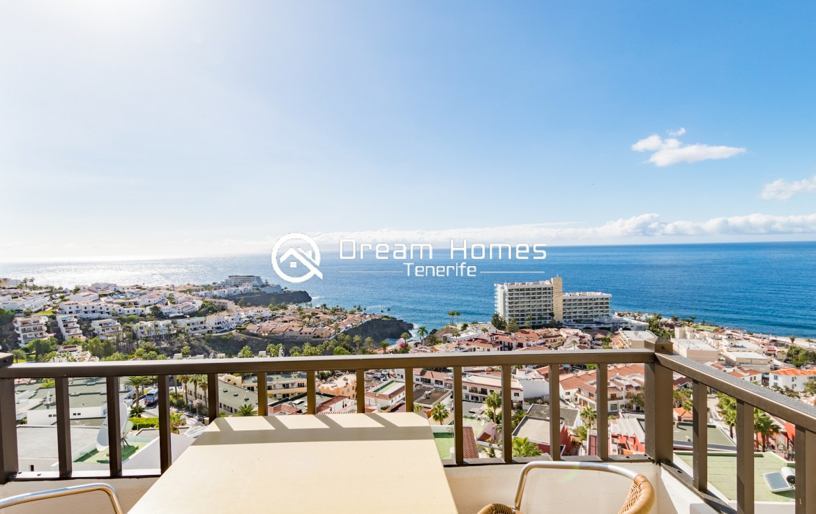 Fantastic Oceanview Penthouse For Rent in Los Gigantes Views Real Estate Dream Homes Tenerife