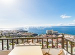 For Holiday Rent Two Bedroom Penthouse Duplex Apartment Swimming Pool Terrace Ocean View Puerto de Santiago Los Gigantes23