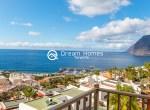 For Holiday Rent Two Bedroom Penthouse Duplex Apartment Swimming Pool Terrace Ocean View Puerto de Santiago Los Gigantes8