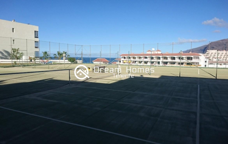 Fantastic View Apartment in Puerto de Santiago Tennis Court Real Estate Dream Homes Tenerife