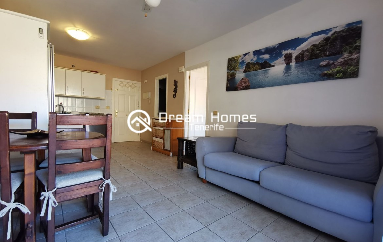 Lovely Apartment for rent in Puerto de Santiago Living Room Real Estate Dream Homes Tenerife