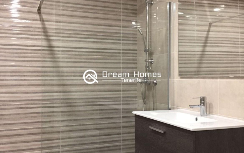 Newly Renovated Apartment in Puerto de Santiago Bathroom Real Estate Dream Homes Tenerife