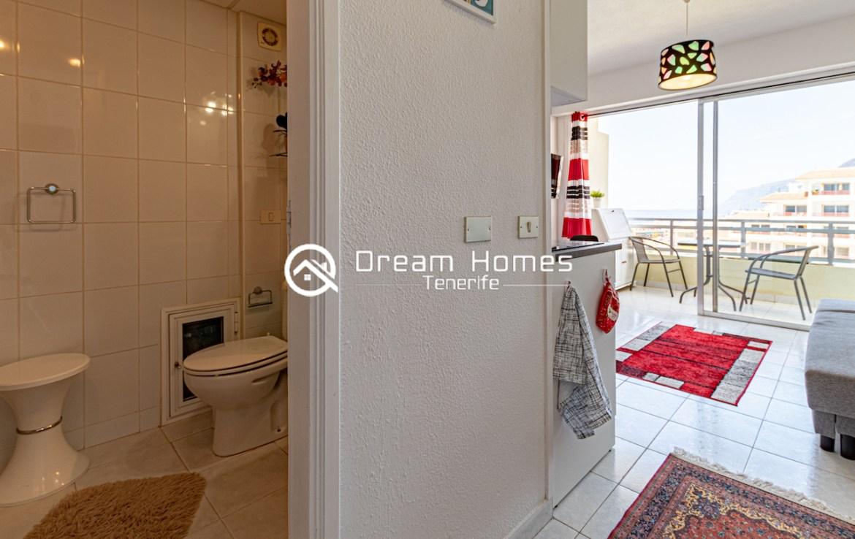 Fantastic View Apartment in Puerto de Santiago Living Room Real Estate Dream Homes Tenerife