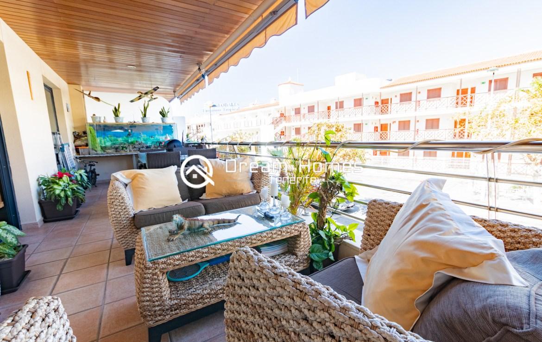 Spacious Aparment for Rent in Puerto de Santiago Terrace Real Estate Dream Homes Tenerife
