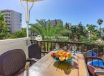 Fully Furnished Apartment in El Dorado, Playa las Americas Swimming Pool Terrace (26)
