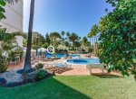 Fully Furnished Apartment in El Dorado, Playa las Americas Swimming Pool Terrace (4)