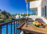 Fully Furnished Apartment in El Dorado, Playa las Americas Swimming Pool Terrace (9)