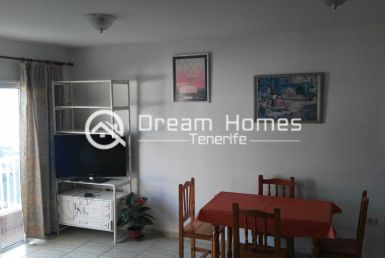 Fully Furnished Apartment in Guaza Living Room Real Estate Dream Homes Tenerife