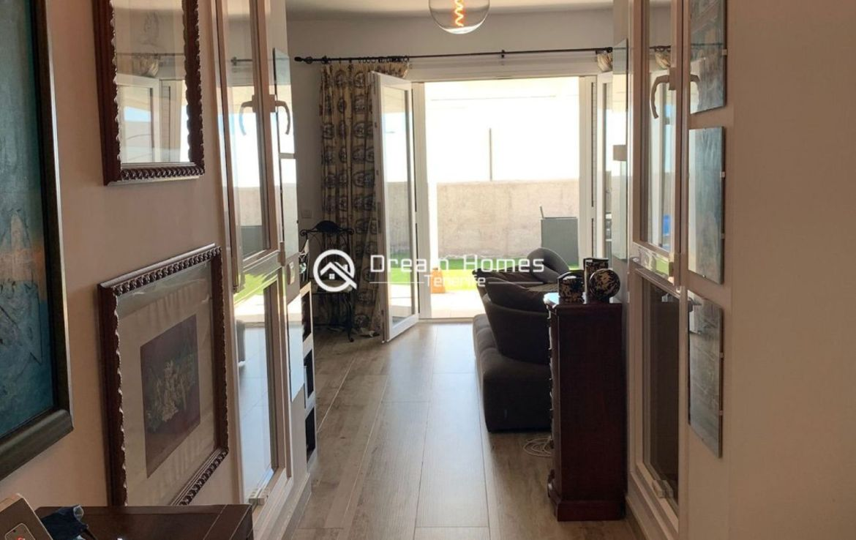 Independent Villa For Sale in Costa Adeje Living Room Real Estate Dream Homes Tenerife