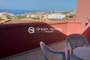 One Bedroom Oceanview Apartment in Costa Adeje Terrace Real Estate Dream Homes Tenerife