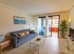 Spacious 2 Bedroom Apartment in Puerto de Santiago Terrace1