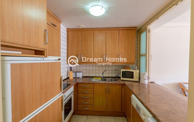 Spacious 2 Bedroom Apartment in Puerto de Santiago Kitchen Real Estate Dream Homes Tenerife