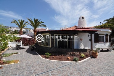 Beautiful Four-Bedroom Villa with Lovely Garden Views Real Estate Dream Homes Tenerife