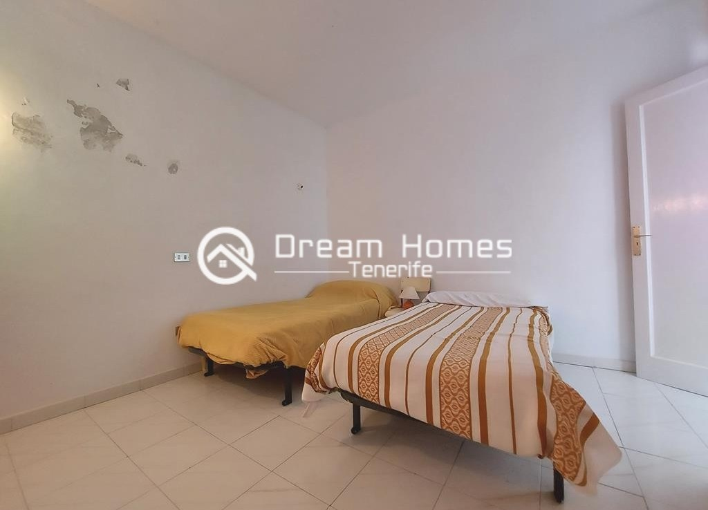 Canarian Style House with 2 Commercial Units in Santiago del Teide Bedroom Real Estate Dream Homes Tenerife