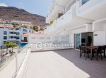 For Holiday Rent Three Bedroom Apartment in Los Gigantes Concanasa Terrace Mountain View33