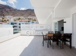 For Holiday Rent Three Bedroom Apartment in Los Gigantes Concanasa Terrace Mountain View34