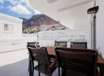 For Holiday Rent Three Bedroom Apartment in Los Gigantes Concanasa Terrace Mountain View35