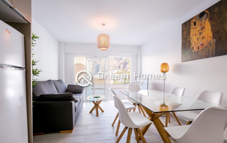 Concanasa 3 Bedroom Corner Apartment Dining Area Real Estate Dream Homes Tenerife