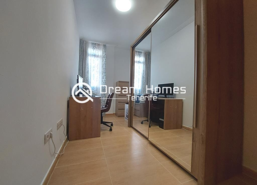 Fully Furnished Three Bedroom Apartment in Alcala Office Real Estate Dream Homes Tenerife