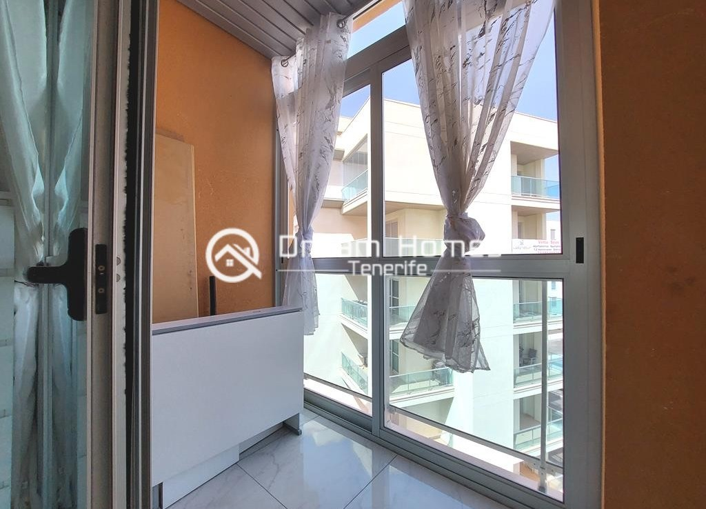 Fully Furnished Two Bedroom Apartment in Golf del Sur Living Room Real Estate Dream Homes Tenerife