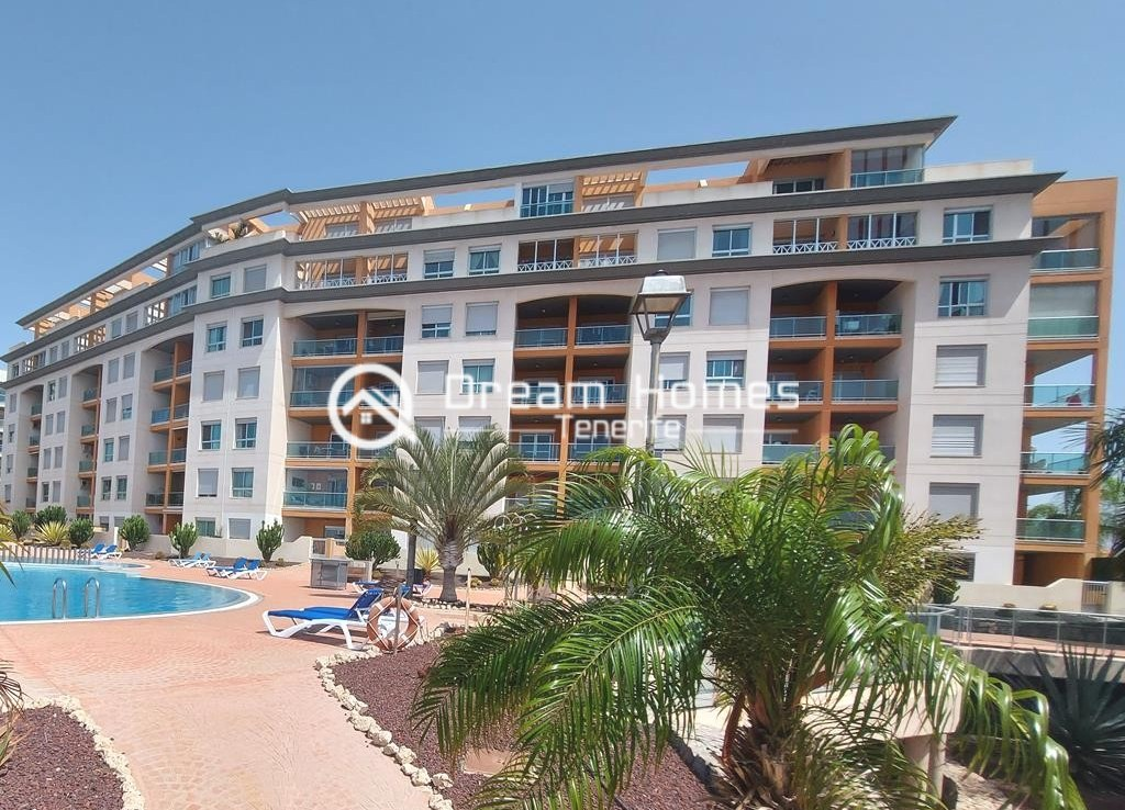 Fully Furnished Two Bedroom Apartment in Golf del Sur Views Real Estate Dream Homes Tenerife