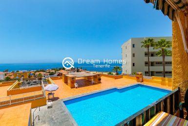 Great View Studio in Puerto de Santiago Pool Real Estate Dream Homes Tenerife