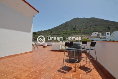 Large Three- Bedroom Terraced House with Fantastic Views in Guia de Isora Terrace Real Estate Dream Homes Tenerife