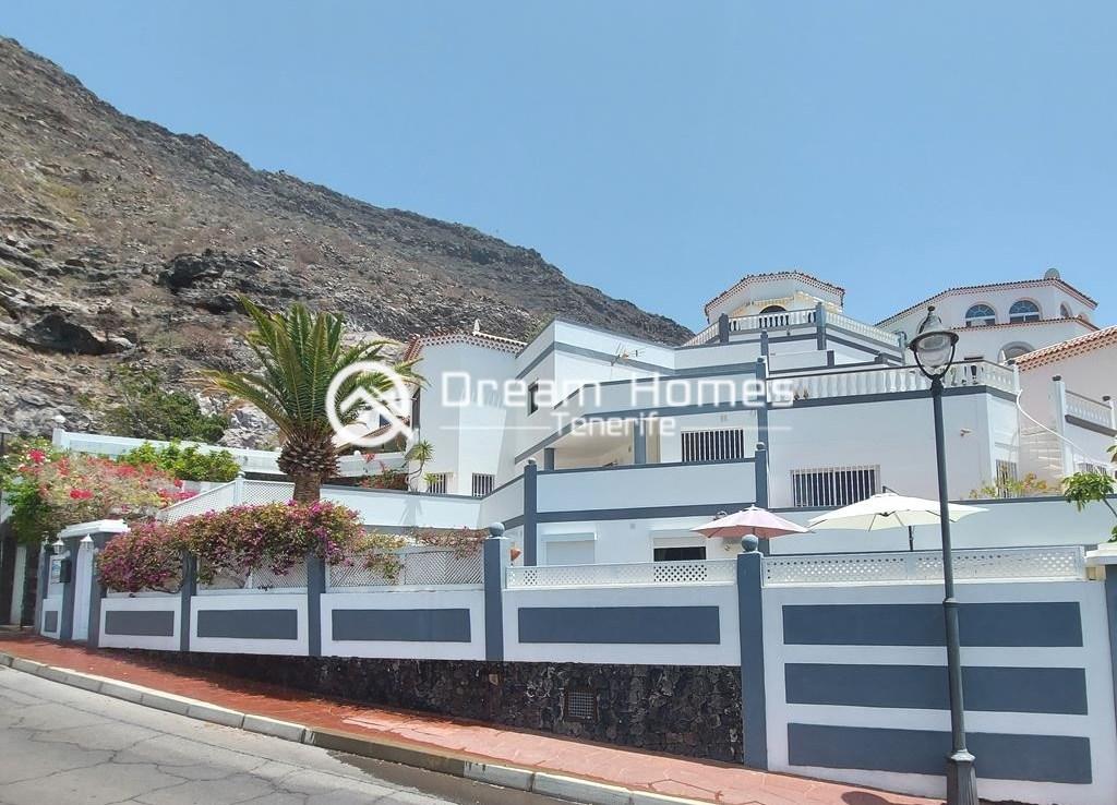 Luxury Boutique Style 3 Bedroom Villa in Los Gigantes Views Real Estate Dream Homes Tenerife