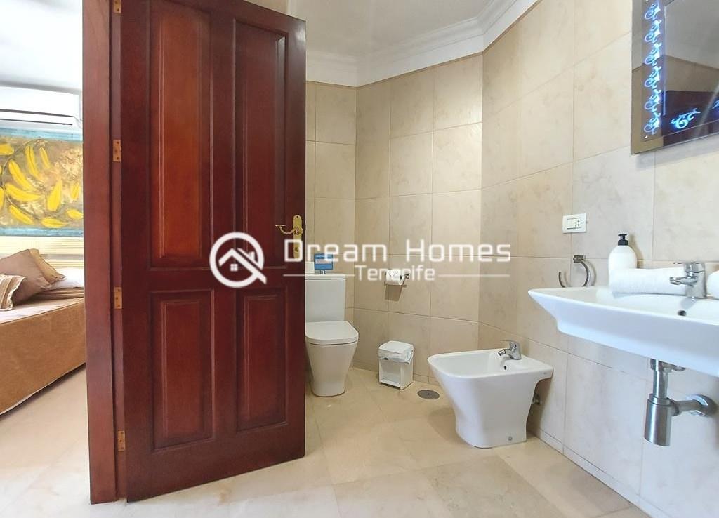 Luxury Boutique Style 3 Bedroom Villa in Los Gigantes Bathroom Real Estate Dream Homes Tenerife
