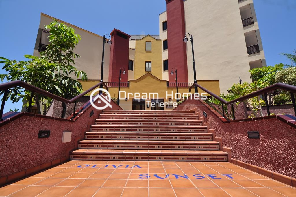 Modern One Bedroom Apartment with Pool Views Real Estate Dream Homes Tenerife